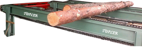 Log conveyor